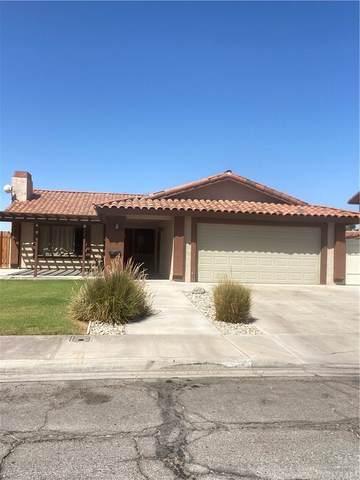761 Ocotillo Road, Blythe, CA 92225 (#OC21204827) :: Swack Real Estate Group   Keller Williams Realty Central Coast