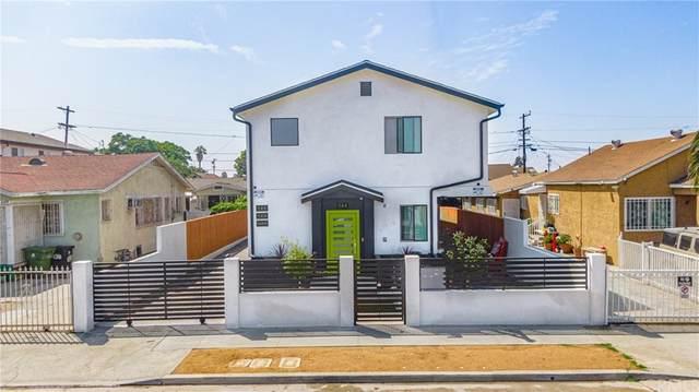 142 W 84th Street, Los Angeles (City), CA 90003 (#DW21203274) :: A|G Amaya Group Real Estate