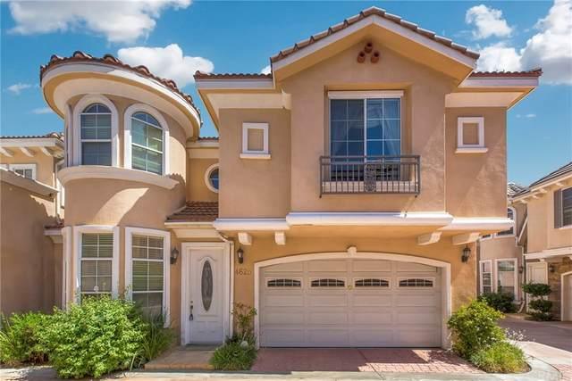 462 W Duarte Road D, Arcadia, CA 91007 (MLS #AR21204713) :: The Zia Group