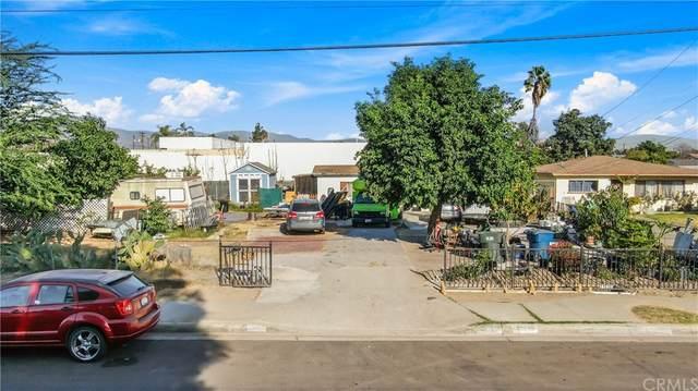 12317 12319 Elliott Avenue, El Monte, CA 91732 (#AR21201829) :: Wendy Rich-Soto and Associates