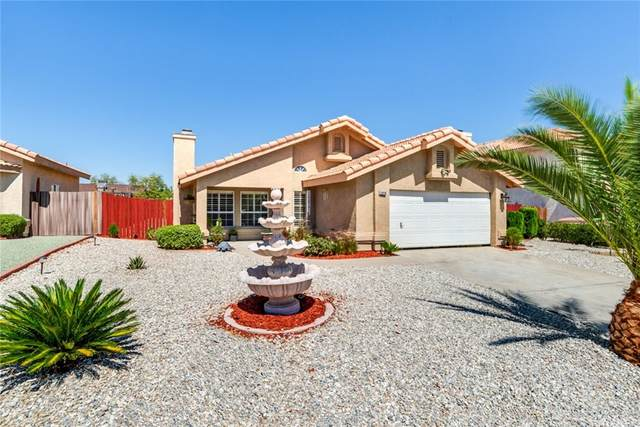 16848 Robin Lane, Victorville, CA 92395 (#IG21160584) :: The Marelly Group   Sentry Residential