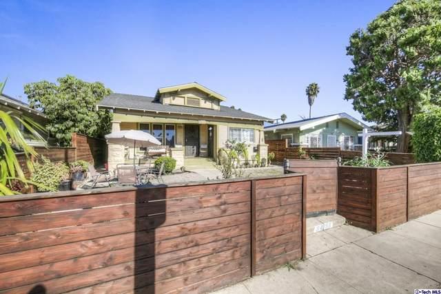 3438 6th Avenue, Los Angeles (City), CA 90018 (#320007687) :: Better Living SoCal