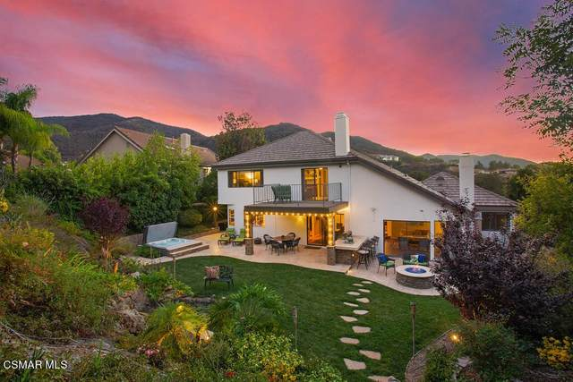 418 Hillsborough Street, Thousand Oaks, CA 91361 (#221005087) :: RE/MAX Empire Properties
