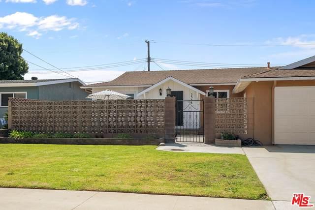 2356 W 233Rd Street, Torrance, CA 90501 (#21784400) :: Blake Cory Home Selling Team