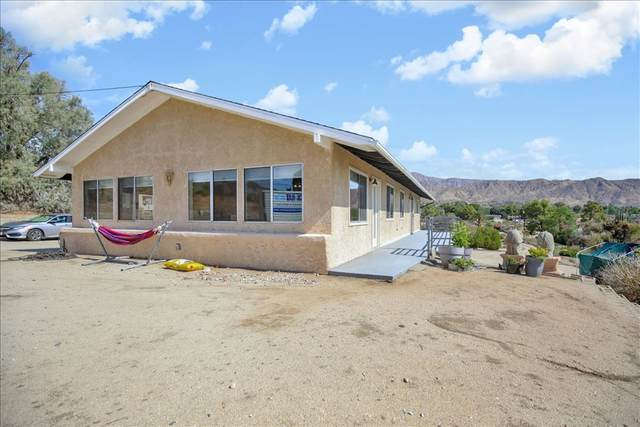 49259 Paradise Avenue, Morongo Valley, CA 92256 (MLS #219067634PS) :: The Zia Group