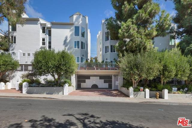 830 Haverford Avenue #12, Pacific Palisades, CA 90272 (MLS #21783114) :: The Zia Group
