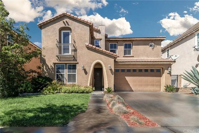 5596 Scharf Avenue, Fontana, CA 92336 (#CV21204876) :: The Marelly Group | Sentry Residential