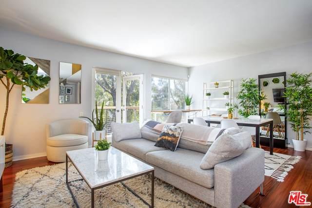 330 S Barrington Avenue #305, Los Angeles (City), CA 90049 (MLS #21782838) :: The Zia Group
