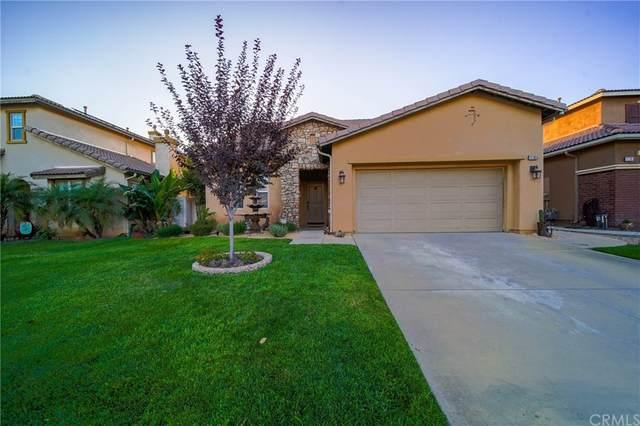 11165 Rosburg Road, Beaumont, CA 92223 (#CV21204889) :: Cesi Pagano & Associates