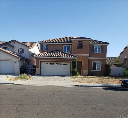 1087 Harrier Street, Perris, CA 92571 (#SW21204927) :: Realty ONE Group Empire