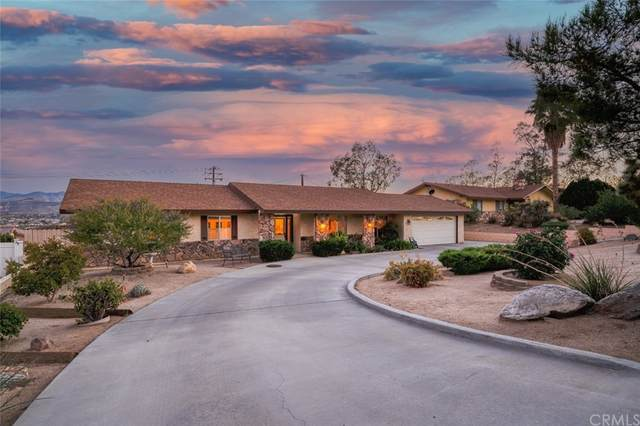 57535 Paxton Road, Yucca Valley, CA 92284 (MLS #JT21201991) :: The Zia Group