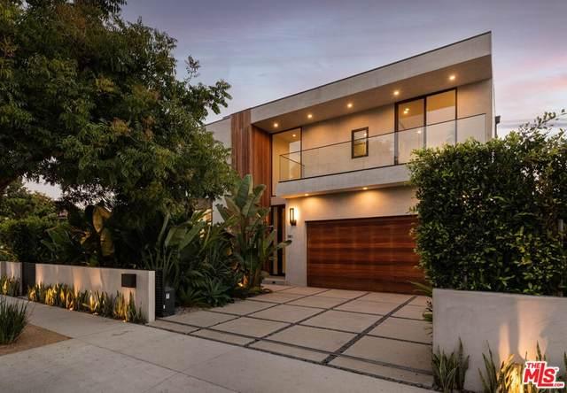2811 Burkshire Avenue, Los Angeles (City), CA 90064 (#21783494) :: Steele Canyon Realty