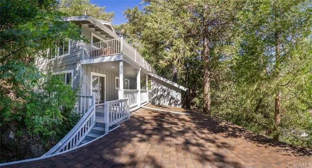 24649 Valle Drive, Crestline, CA 92325 (#IV21204839) :: The Marelly Group | Sentry Residential