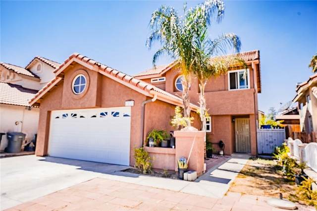 1450 Heirloom Avenue, Perris, CA 92571 (#DW21204938) :: Realty ONE Group Empire
