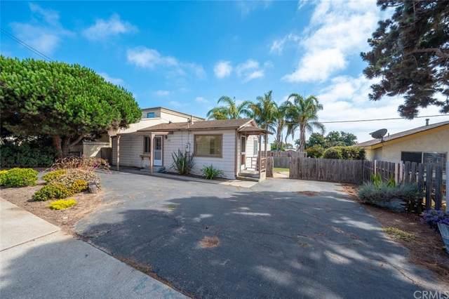 1636 Ramona Avenue, Grover Beach, CA 93433 (#PI21203907) :: Swack Real Estate Group | Keller Williams Realty Central Coast