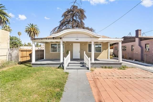 488 W 14th Street, San Bernardino, CA 92405 (#IV21203373) :: The Marelly Group | Sentry Residential