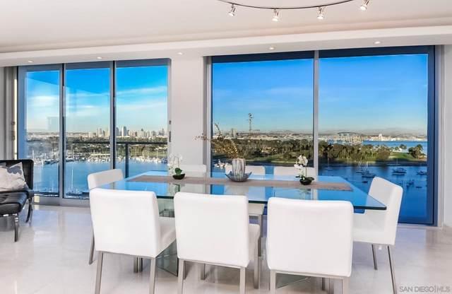 1770 Avenida Del Mundo 1407-08, Coronado, CA 92118 (#210026370) :: Legacy 15 Real Estate Brokers