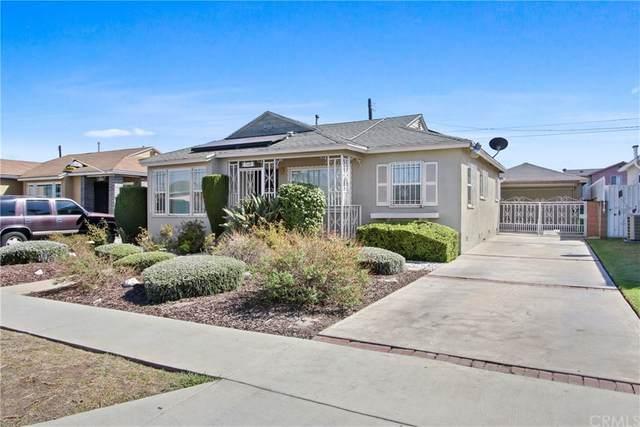 1348 E 142nd Street, Compton, CA 90222 (#PW21204934) :: RE/MAX Masters