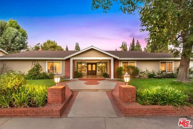 10746 Bothwell Road, Chatsworth, CA 91311 (#21784448) :: Steele Canyon Realty