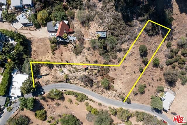 8675 Appian Way, Los Angeles (City), CA 90046 (#21784500) :: Corcoran Global Living