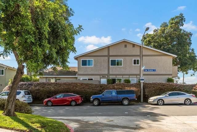 7833 Camino Glorita, San Diego, CA 92122 (#NDP2110777) :: Cane Real Estate