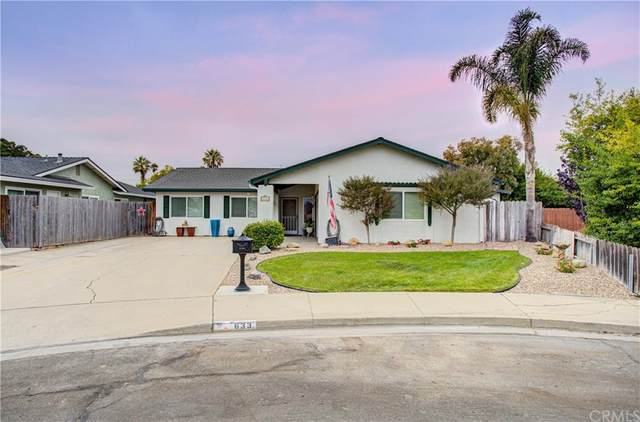 633 Garfield Place, Arroyo Grande, CA 93420 (#PI21204264) :: Swack Real Estate Group | Keller Williams Realty Central Coast