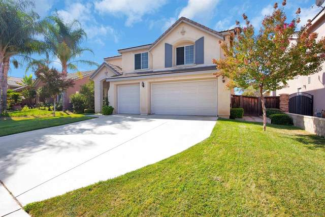 23281 Highland Oaks Ct, Wildomar, CA 92595 (#210026376) :: Steele Canyon Realty