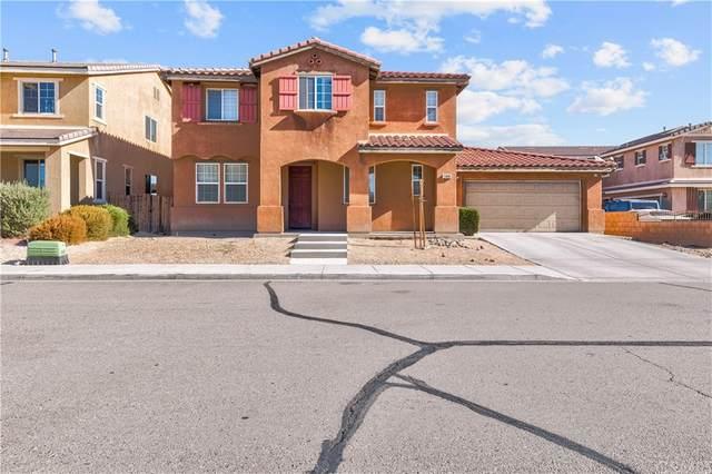 13488 Copper Street, Victorville, CA 92394 (#CV21204995) :: Corcoran Global Living