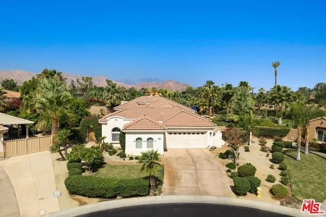 50025 Monteloma Court, La Quinta, CA 92253 (#21784338) :: Robyn Icenhower & Associates