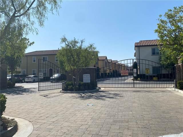 783 Gatun Street #610, San Pedro, CA 90731 (#AR21199150) :: Jett Real Estate Group