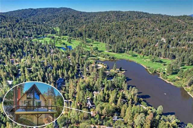 686 Grass Valley Road, Lake Arrowhead, CA 92391 (#EV21204080) :: Swack Real Estate Group | Keller Williams Realty Central Coast