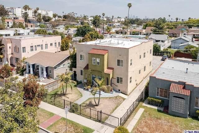 2940 9th Avenue, Los Angeles (City), CA 90018 (#320007694) :: Better Living SoCal