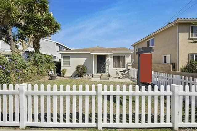 4449 W 163rd Street, Lawndale, CA 90260 (#TR21204705) :: Corcoran Global Living
