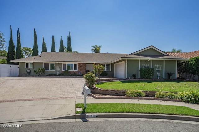 1040 William Court, Simi Valley, CA 93065 (#221005091) :: Necol Realty Group