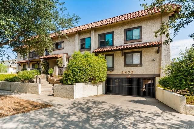 2473 Oswego Street #7, Pasadena, CA 91107 (#CV21205047) :: Wendy Rich-Soto and Associates