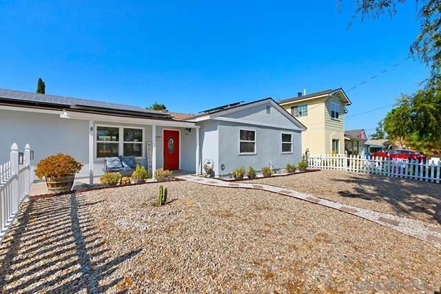 9452 Pike Rd, Santee, CA 92071 (#210026382) :: Steele Canyon Realty