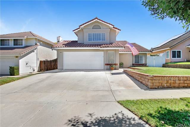 1913 Turnberry Lane, Corona, CA 92881 (#PW21204391) :: Mainstreet Realtors®