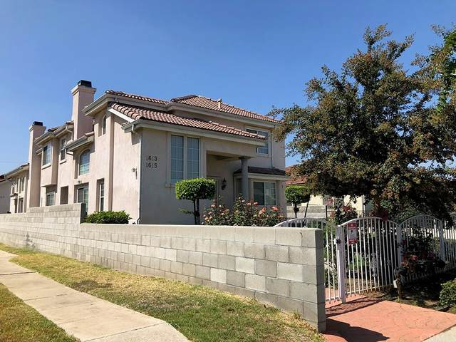 1615 S Atlantic Boulevard A, Alhambra, CA 91803 (#AR21205054) :: The Marelly Group | Sentry Residential