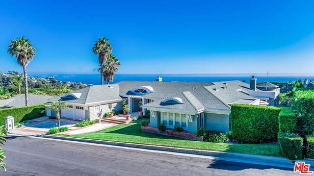 18044 Sandy Cape Drive, Pacific Palisades, CA 90272 (MLS #21784222) :: The Zia Group