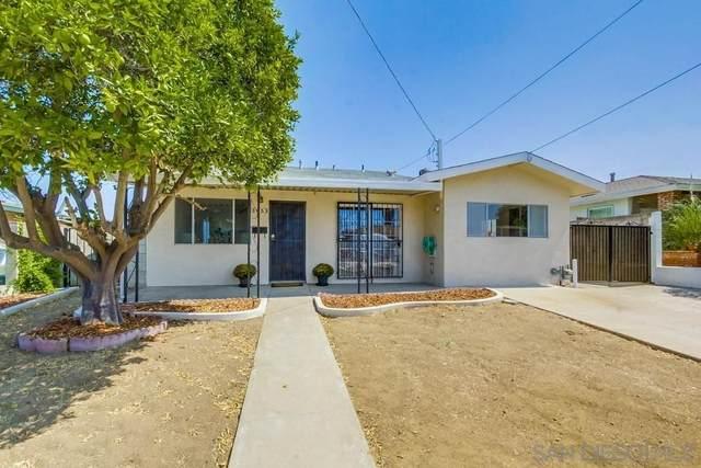 3853 Boren, San Diego, CA 92115 (#210026383) :: Cane Real Estate