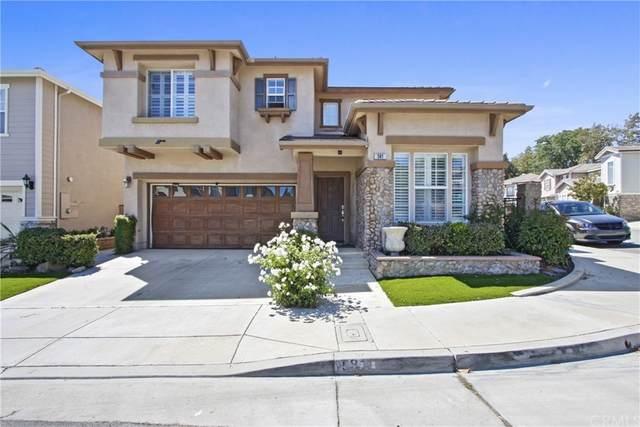 581 Cardinal Street, Brea, CA 92823 (#PW21205077) :: Steele Canyon Realty