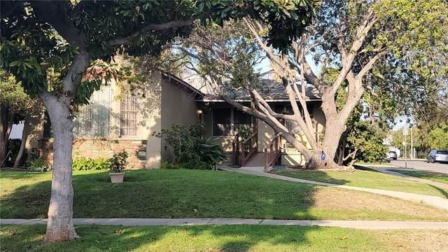 1601 Livonia Avenue, Los Angeles (City), CA 90035 (#TR21205030) :: Legacy 15 Real Estate Brokers