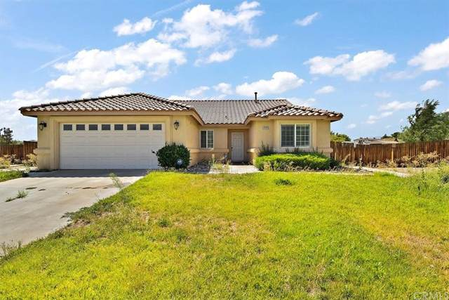 13142 Butte Avenue, Victorville, CA 92395 (#WS21205053) :: The Marelly Group   Sentry Residential