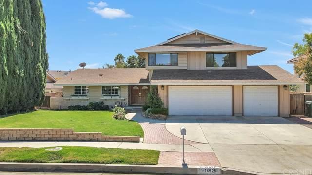 18926 Celtic Street, Northridge, CA 91326 (#SR21204253) :: Steele Canyon Realty