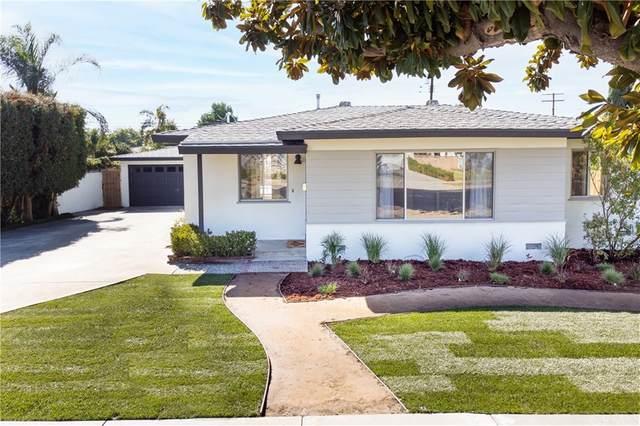 1211 S Washington Avenue, Glendora, CA 91740 (#OC21204038) :: Corcoran Global Living