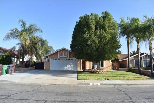 25534 Rancho Tierra Drive, Moreno Valley, CA 92551 (#IV21204966) :: RE/MAX Empire Properties