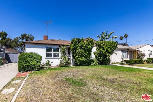 11329 Youngworth Street, Los Angeles (City), CA 90230 (#21783820) :: Millman Team