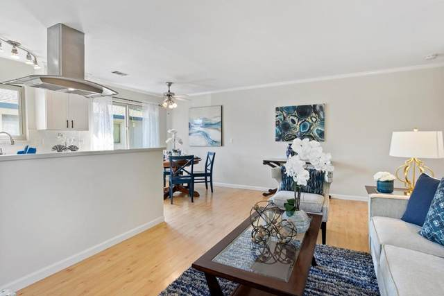 207 Watson Drive #4, Campbell, CA 95008 (#ML81862844) :: Necol Realty Group