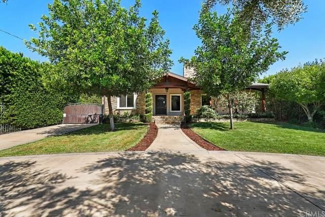 605 W Orange Grove Avenue, Sierra Madre, CA 91024 (#PF21205036) :: Steele Canyon Realty
