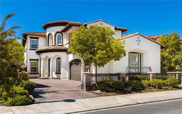 17134 Santa Cruz Court, Yorba Linda, CA 92886 (#PW21205094) :: Steele Canyon Realty